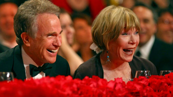 Shirley Maclaine Warren Beatty