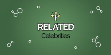 related celebrities