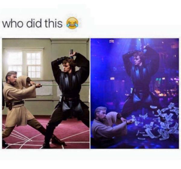best star wars meme
