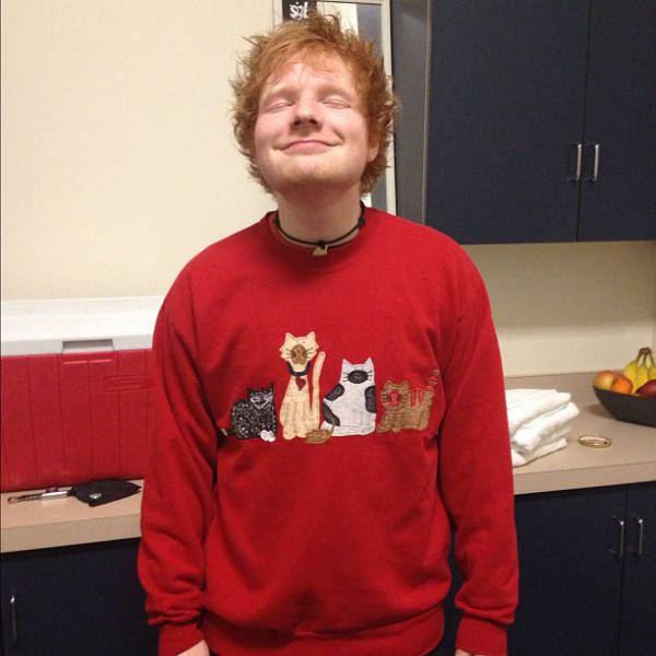 ed sheeran fashion
