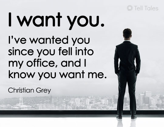 10 Naughty Mr Grey Quotes That Will Make You Blush