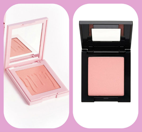 crush blush kylie dupe