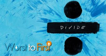 ed sheeran divide songs ranked