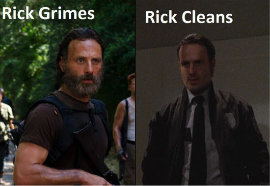 rick grimes meme