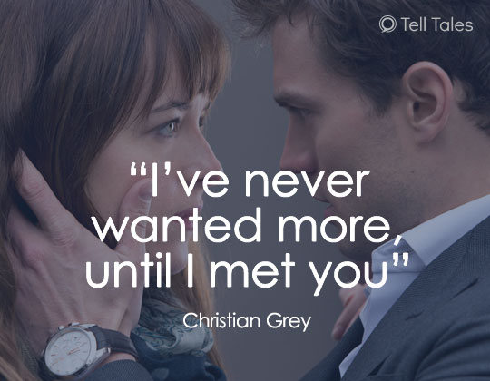 60 Naughty Mr Grey Quotes That Will Make You Blush Simple Quotes From 50 Shades Of Grey