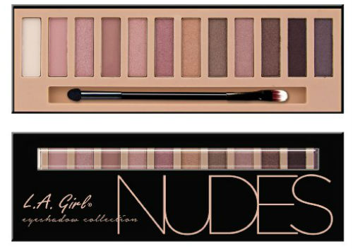 L.A. Girl Nudes Eyeshadow