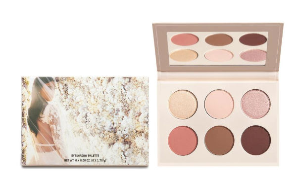 mrs west palette
