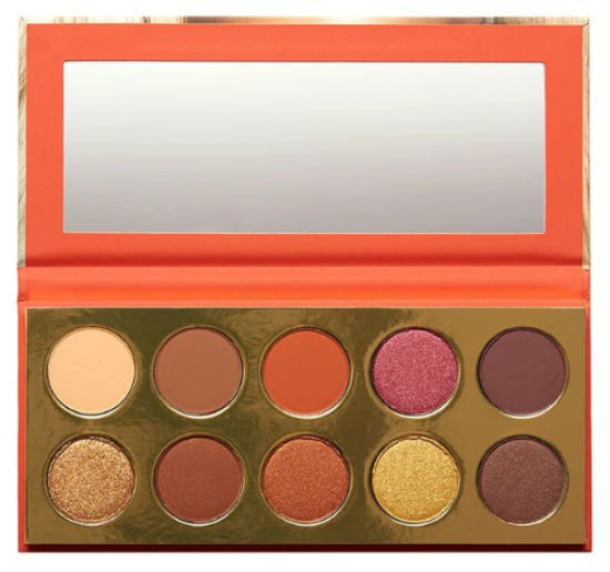 sooo fire eyeshadow palette