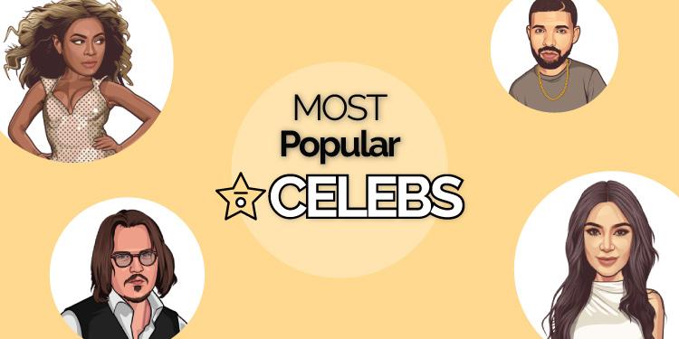 popular celebs
