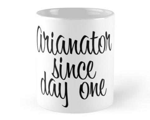 arianator mug