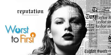 reputation songs ranked