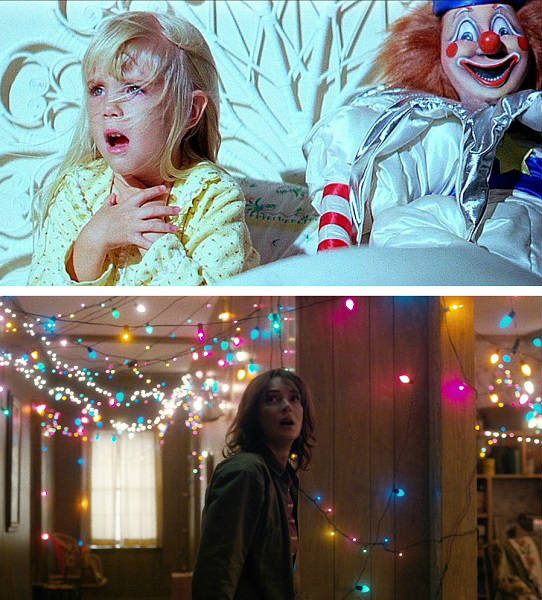 poltergeist stranger things