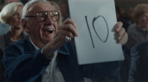 Iron Man 3 2013 stan lee