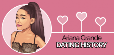 ariana grande dating history