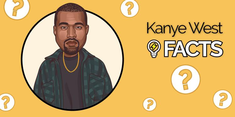 kanye west facts