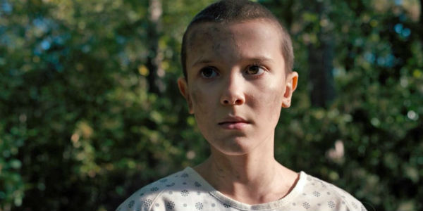 millie bobby brown as eleven