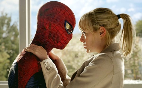 spiderman girlfriend