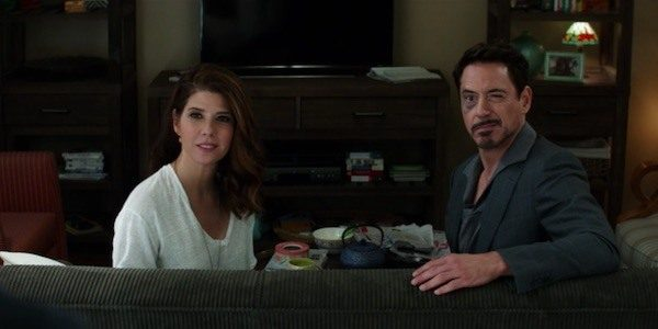 Melissa Tomei Robert Downey Jr