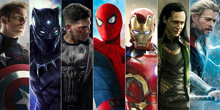 LIST: Most Popular Marvel Characters & Their Powers