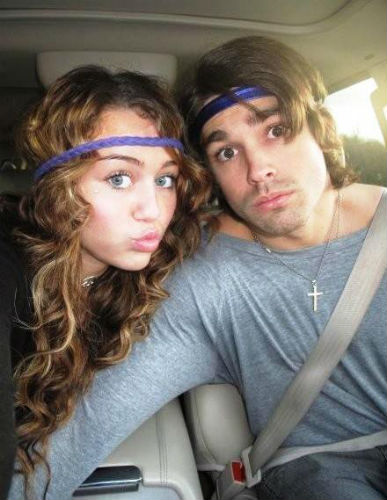 miley cyrus Justin Gaston