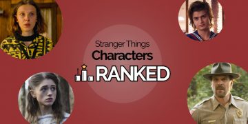 stranger things characters