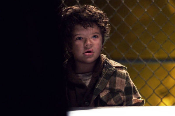 Gaten Matarazzo the blacklist