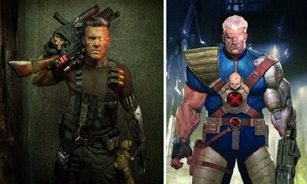 cable comics deadpool