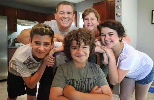 gaten matarazzo siblings