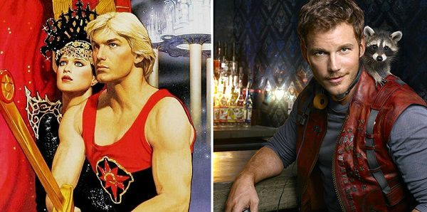 star lord flash gordon