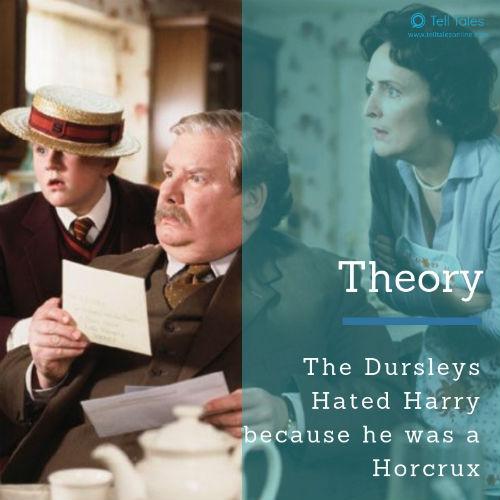 Dursleys Horcrux theory