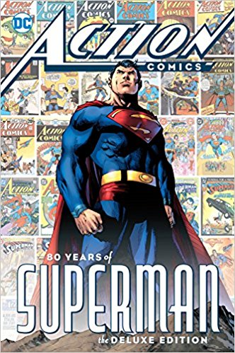 80 Years of Superman comics