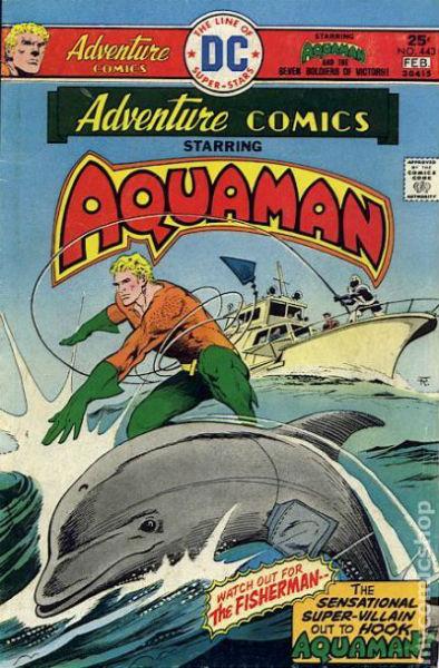 aquaman dolphins
