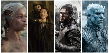 40+ BEST 'Game of Thrones' Scenes in GIFs – All Seasons