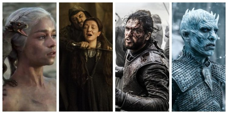 best game thrones scenes