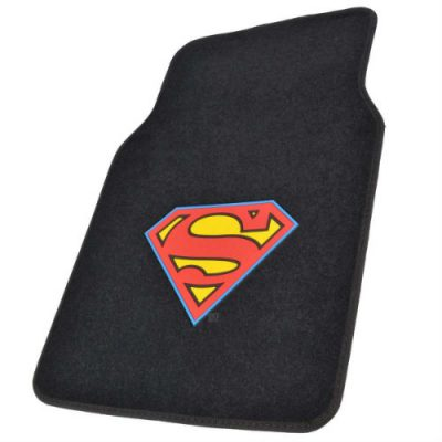 superman car mats