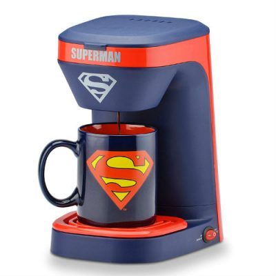 superman coffee machine