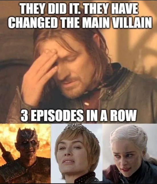 60+ Funniest Game of Thrones Jokes & Memes