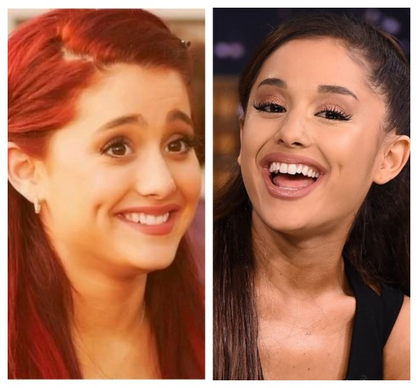 ariana before now