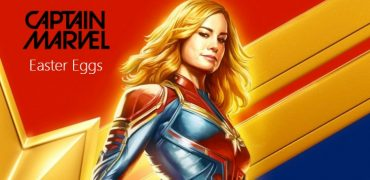 21 Hidden Captain Marvel Easter Eggs You Missed