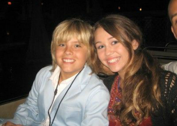 miley cyrus dylan sprouse
