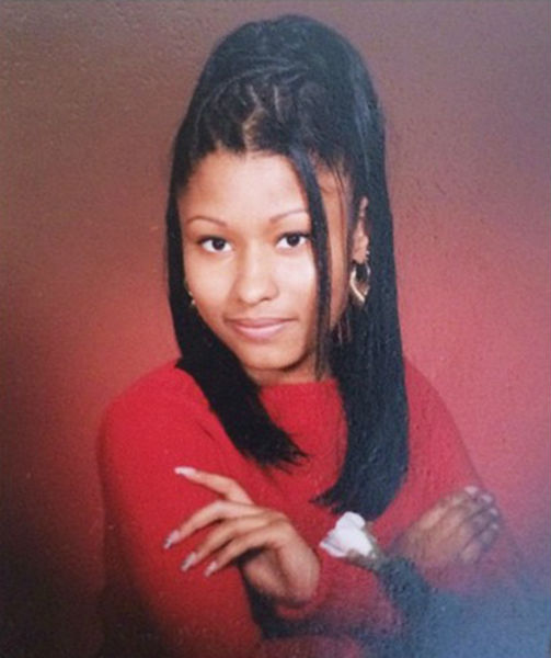 nicki minaj young