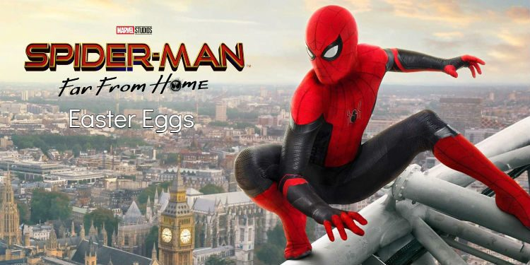 far from home easter eggs