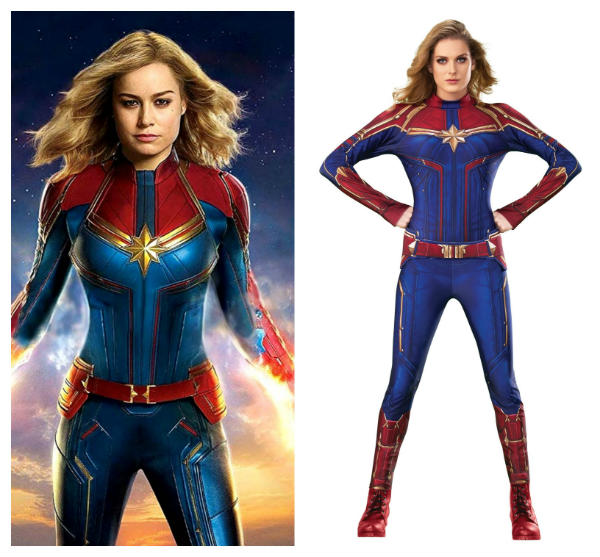20 Best Marvel Costumes Superhero Outfits For Halloween She also wears red gloves and red boots. 20 best marvel costumes superhero