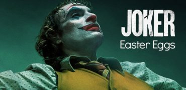 joker easter eggs