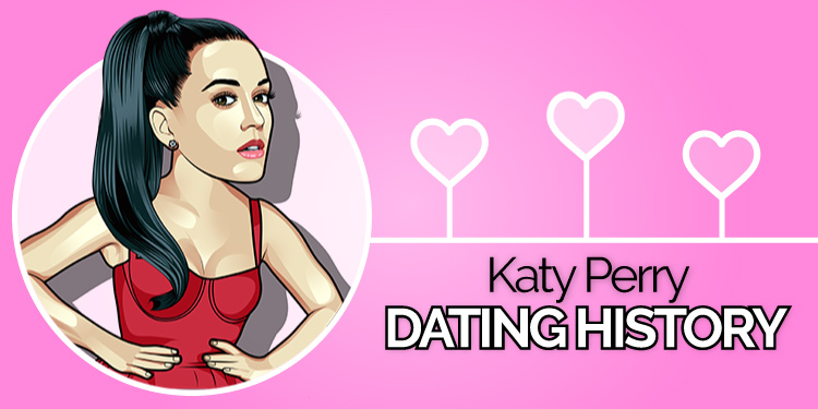 kary perry dating history