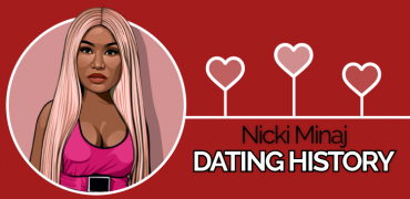 nicki minaj dating history