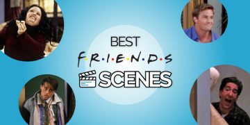 best friends scenes