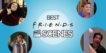 best friends scenes