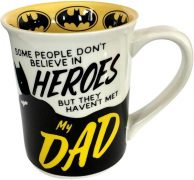 batman dad mug