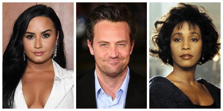 celebrities drugs alcohol